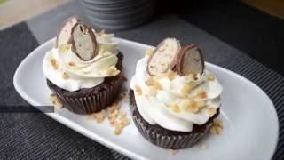 Kinder Schoko-Bon-Cupcakes | Alice Backstube