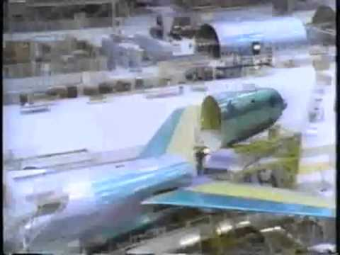 Building the Boeing 747 - 400