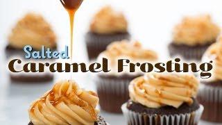 Salted Caramel Frosting