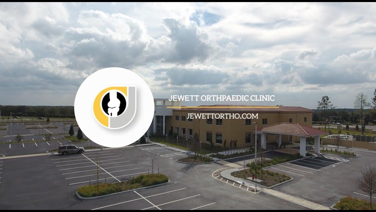 Jewett Orthopaedic Is Coming To Windermere Youtube