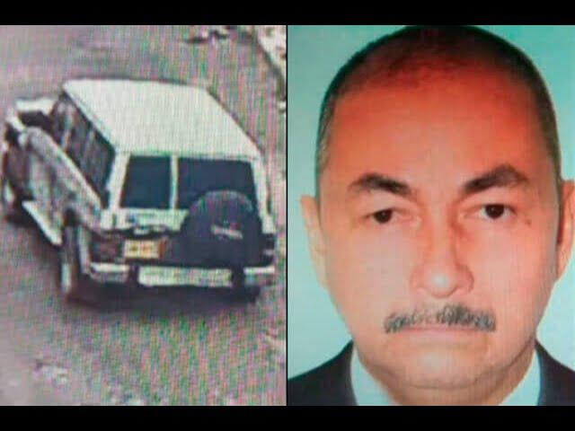 El carro bomba y el autor del atentado en la Escuela General Santander | Noticias Caracol