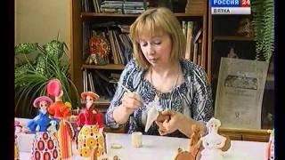 2009  Дымковская игрушка  Вчера, сегодня, завтра