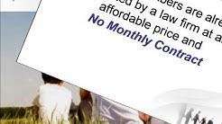Legal Services-Affordable Legal Services