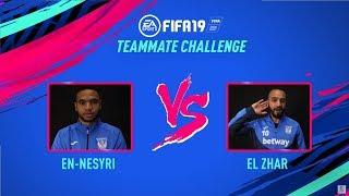 Teammate Challenge: En-Nesyri vs El Zhar