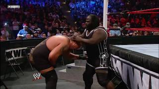 DVD Preview: TLC 2011 - Big Show challenges Mark Henry