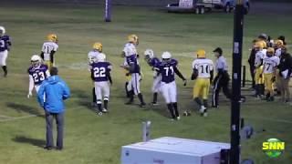 Melville Cobras vs Yorkton Sacred Heart Saints : SNN Friday Night Football