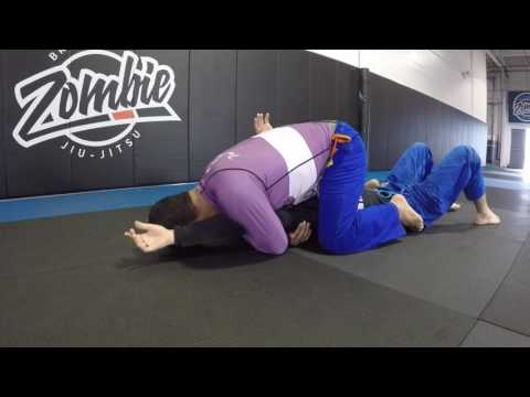 No-gi attacks/submissions from