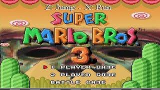 SUPER MARIO BROS 3.exe   Official PC Port