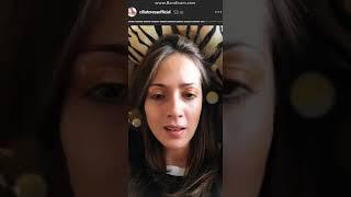 Teresa Cilia parla della sua crisi con Salvatore Di Carlo