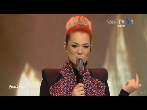Feli - Bună de iubit | Semifinala Eurovision 2018 de la Salina Turda