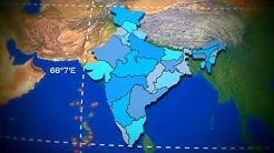 India: Location, Weather, Sea & Himalayan Range | Classteacher Learning Systems
