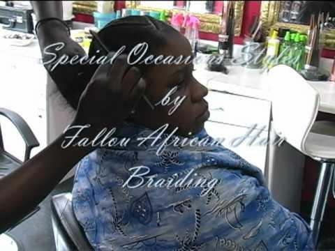 Fallou African Hair Braiding - YouTube