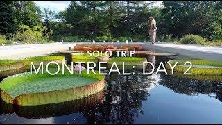 Montreal Day 2: Notre-Dame Basilica, Botanical Garden, Jean-Talon Market