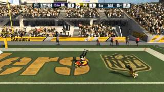 MADDEN 16 | LAUNCHPAD1412 VS. INGRAVEN!!! | COMMENTATOR BATTLE | STEELERS VS RAVENS | EP. 2