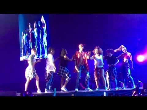 Justin Bieber Purpose Tour in TOKYO 18. Baby