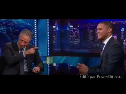# The Daily Show with Jon Stewart # Spot the Africa December 5th 2014