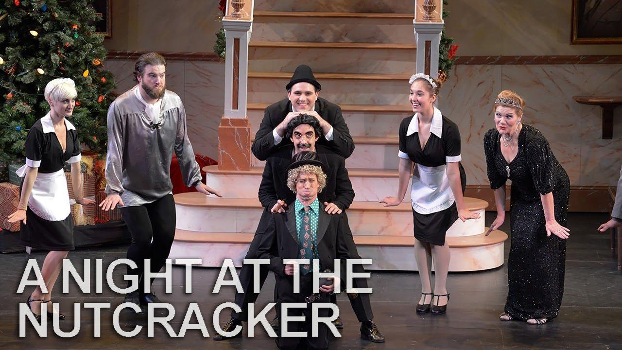 A Night At The Nutcracker!