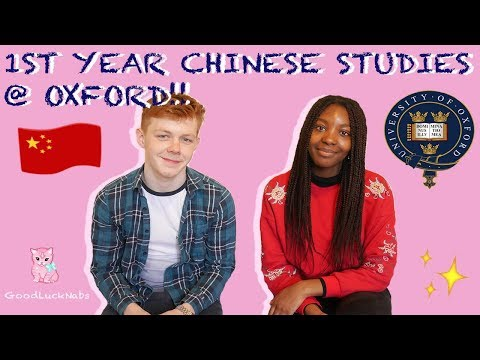 1st YR CHINESE STUDIES AT OXFORD UNIVERSITY | HONEST REVIEW