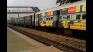 Deoria Salempur Railway Station (U.P)