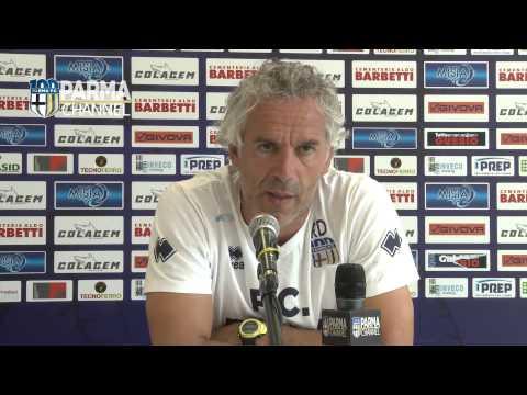 Mister Roberto Donadoni: Avanti con il nostro programma, fin qui sto avendo buone risposte
