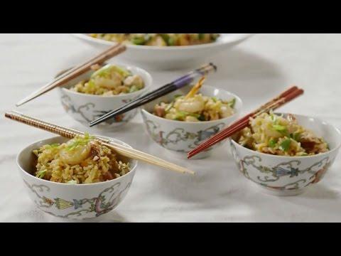 How to Make Fried Rice   Rice Recipes   Allrecipes.com