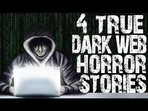 4 TRUE HORRIFYING Dark Web Scary Stories | Ft. Being Scared