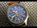 The Timex Expedition Scout Chronograph Watch: The Full Nick Shabazz Review