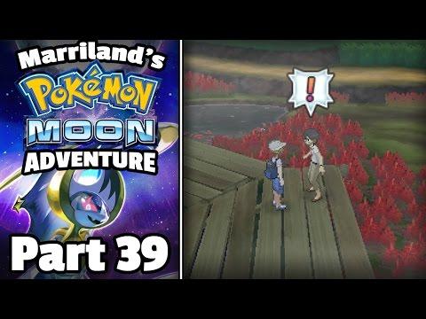 Pokémon Moon, Part 39: Deep In The Meadow!