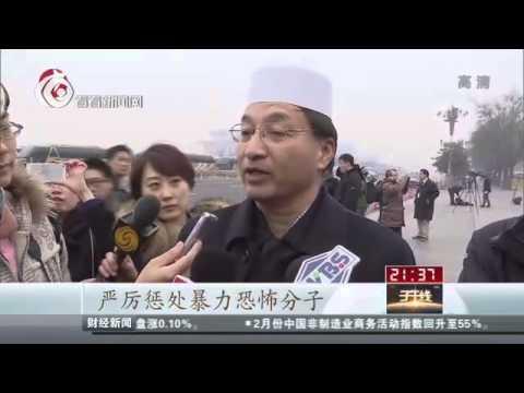 member of the CPPCC focus on Kunming railway station attack政协委员关注昆明暴力恐怖事件 呼吁严惩凶手