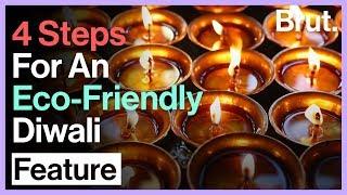 4 Steps to A Beautiful, Bright, Green Diwali