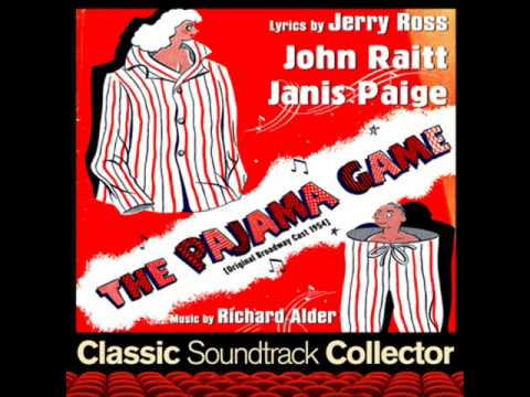 Overture - The Pajama Game (Original Broadway Cast 1954)