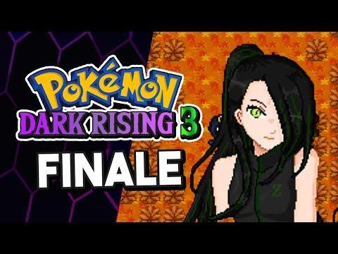 Pokemon Dark Rising 3 Part 5 END OF BETA! Pokemon Fan Game Gameplay Walkthrough