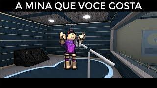 THE MINE YOU LIKE-VERSAO ROBLOX