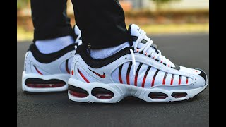 "Why Aren't People Buying These? | Nike Air Max Tailwind 4 OG ""Habanero Red"" Review (2019 Release)"