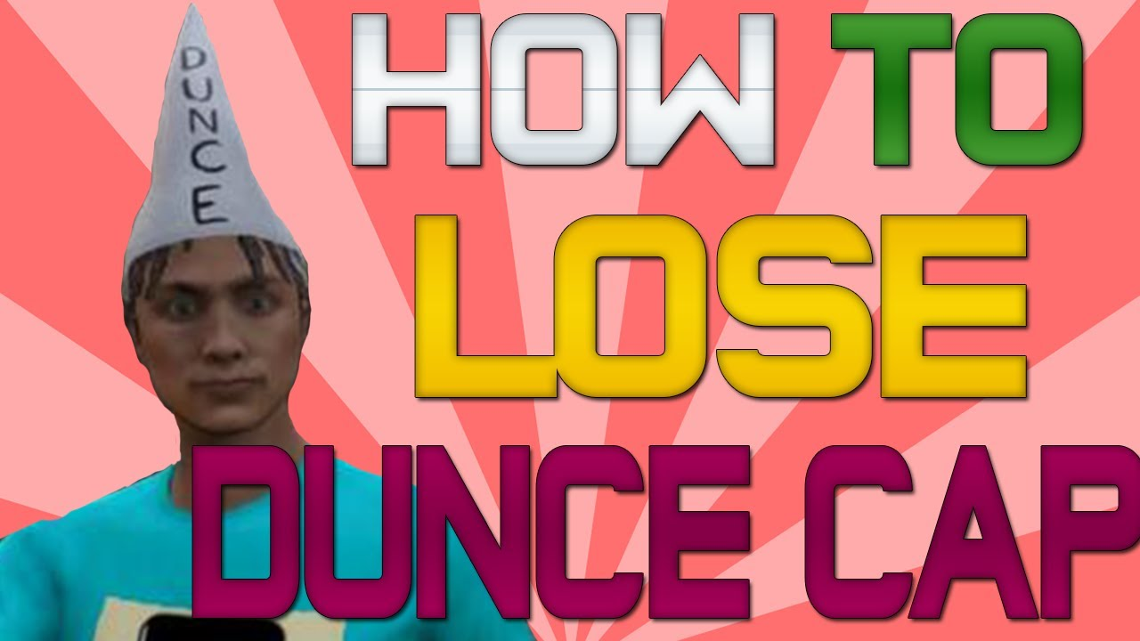 How to Creatively Make a Dunce Cap Using Different Materials | Diy ... | 720x1280
