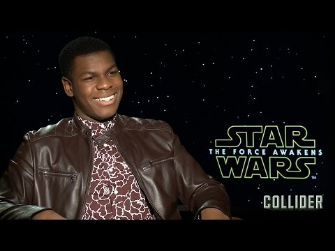 John Boyega on 'Star Wars: The Force Awakens', Deleted Scenes, and Whether Han Shot First