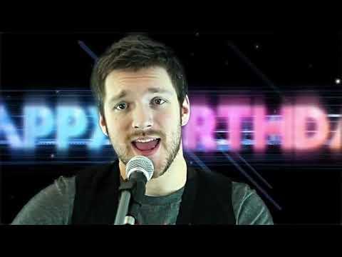 С днём рождения Илья (Видео поздравления)