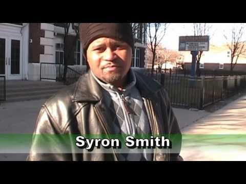 15th Ward Candidate Syron Smith