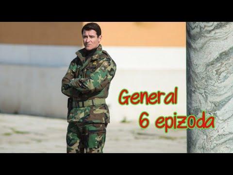 General 6 epizoda