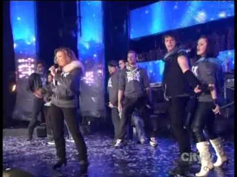 CityTv 2010 NYE - Rock of Ages Cast Performance (Part 1)