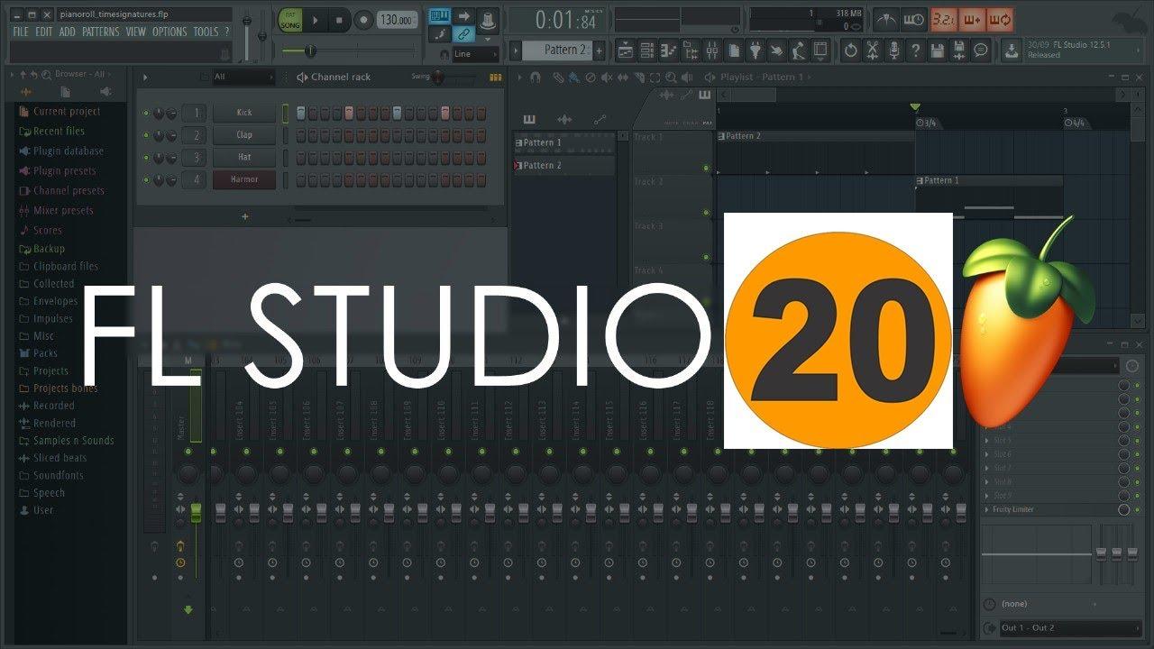 Resultado de imagen para FL Studio 20 Full