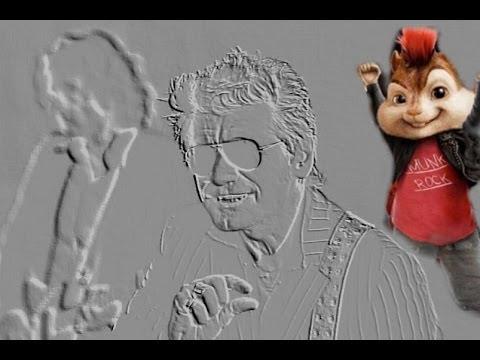il Muro del Suono (Ligabue) Chipmunks - Alvin superstar