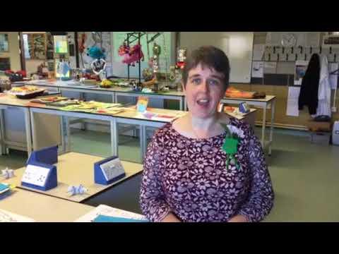 Delyth Phillips yn sôn am Eisteddfod Llanbed 2017