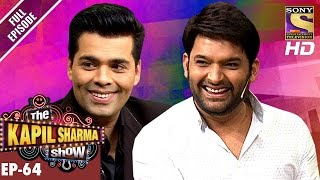 The Kapil Sharma Show - Episode 64–दी कपिल शर्मा शो–Karan Johar In Kapil