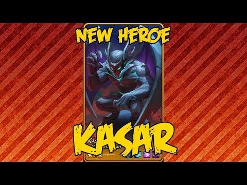 Soul Hunters New Heroe Kasar