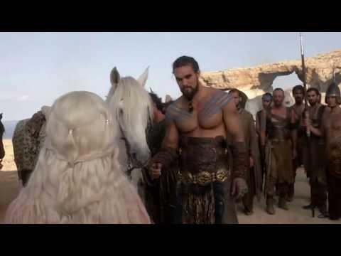 Azure window or Tieqa tad Dwejra collapsed  / Game of Thrones scenes