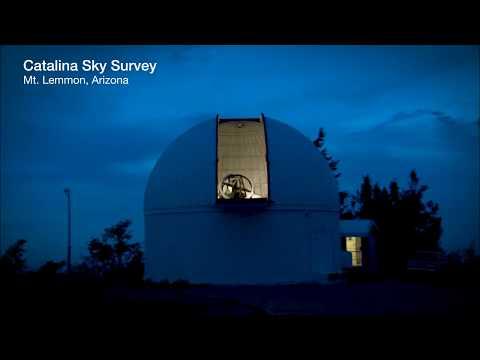 NASA Planetary Defense -  The Near Earth Asteroid Hunters