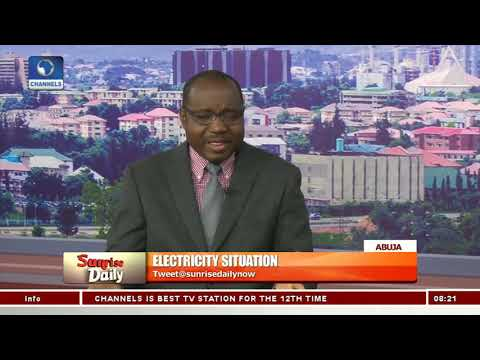 'How Nigeria's Power Situation Can Improve' Mohammed, Oke Proffer Solutions Pt.1 |Sunrise Daily|