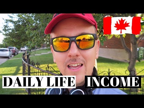 How Much Money Do I Make   Lifestyle And Income In Canada