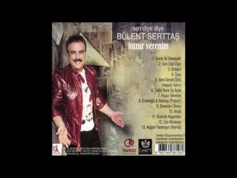 Bülent Serttaş - Antepli  (Official Audio Music)